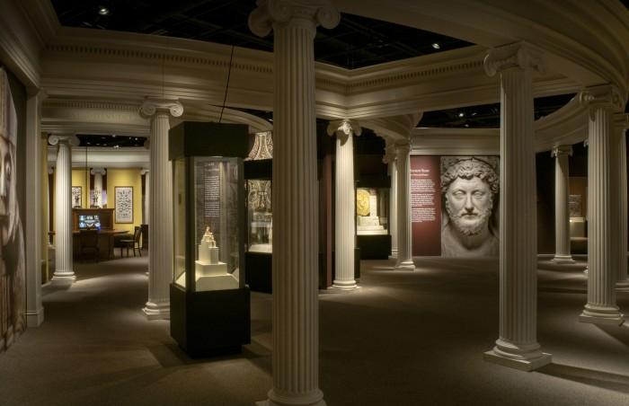 Treasures Exhibit 2009