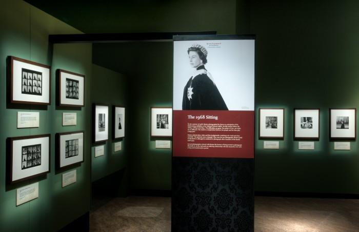 Queen Elizabeth ll by Cecil Beaton