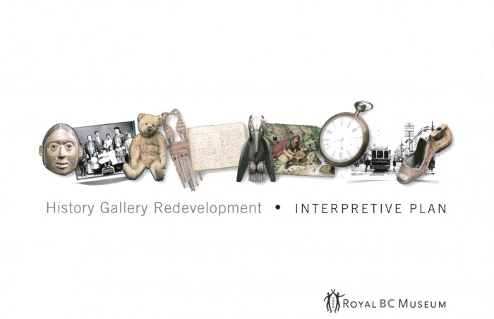 History Gallery Interpretive Plan COVER